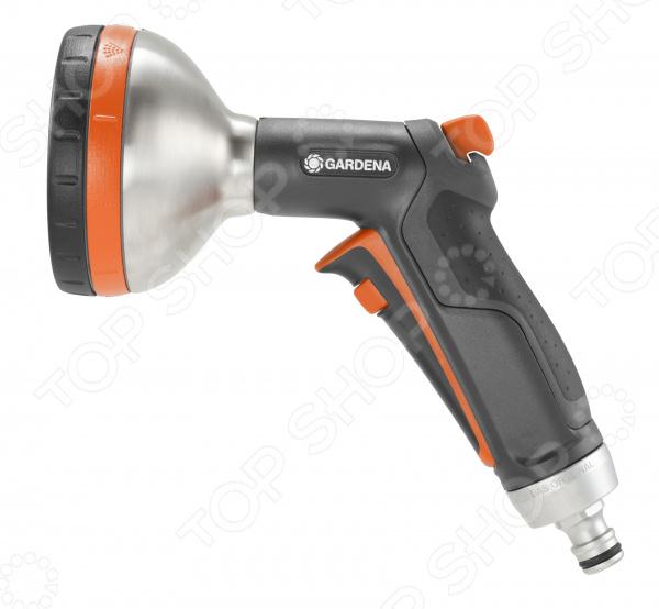 Пистолет-распылитель для полива Gardena Premium насадка для полива fit 77295