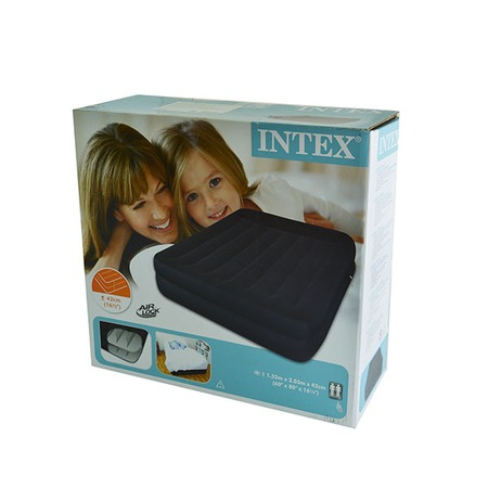 Купить Матрас-кровать надувной Intex «Райзинг комфорт»