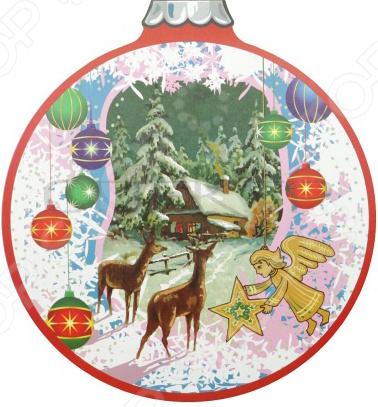 Салфетка сервировочная Мультидом «Рождество» FH2-46. В ассортименте