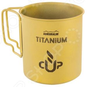 Кружка со складными ручками Titanium Cup