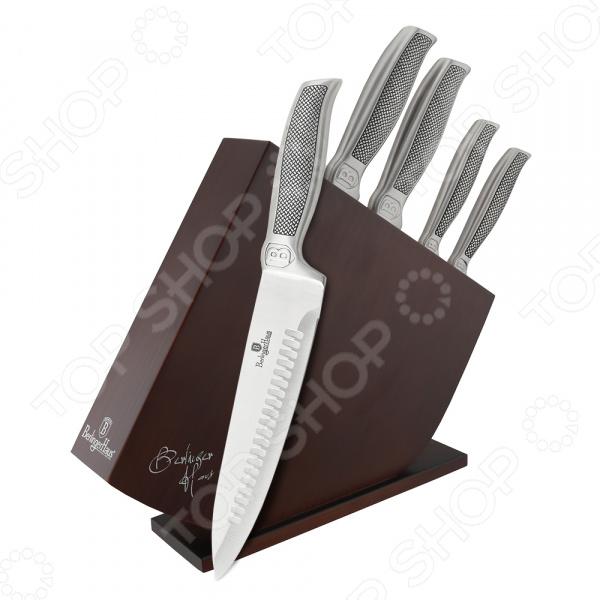 Zakazat.ru: Набор ножей на подставке Berlinger Haus Kikoza