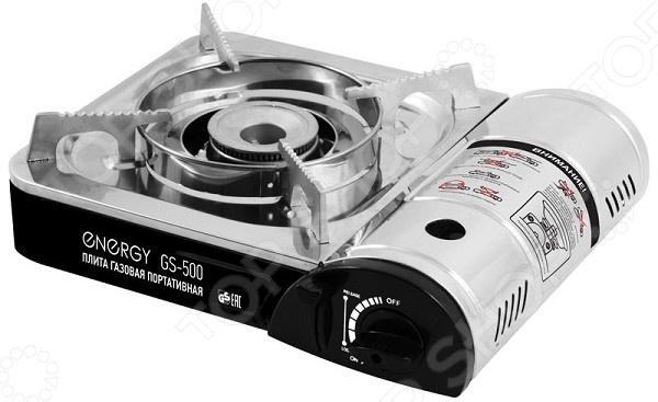 Плита настольная Energy GS-500 плита energy gs 500