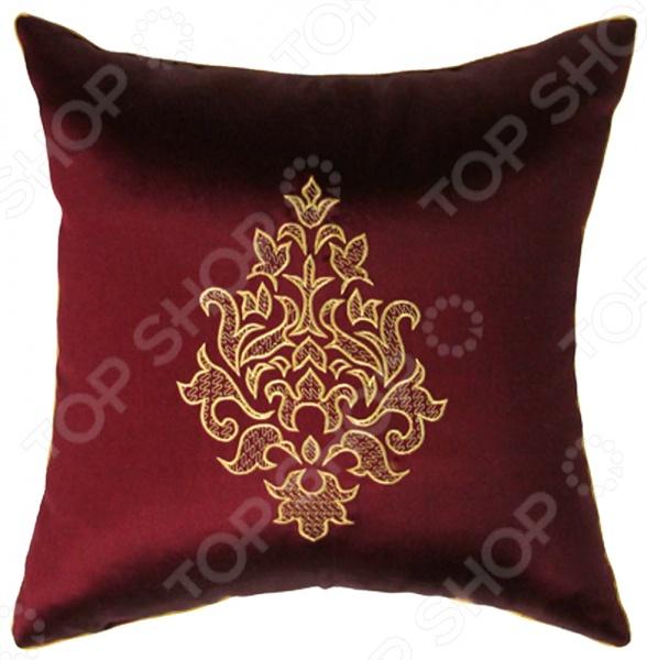 Подушка декоративная Primavelle с вышивкой «Монограмм»