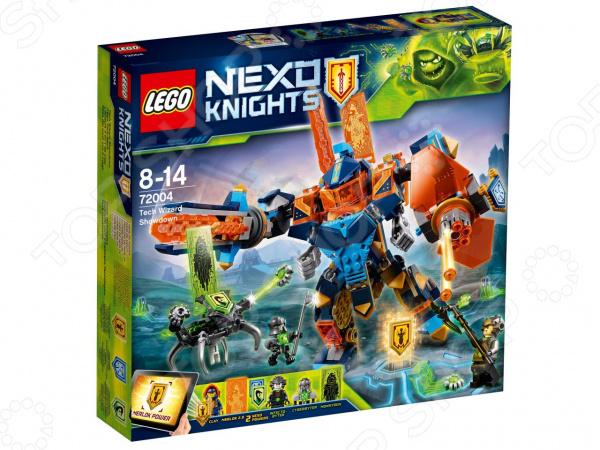 Конструктор игровой LEGO Nexo Knights «Решающая битва роботов» lego education 9689 простые механизмы