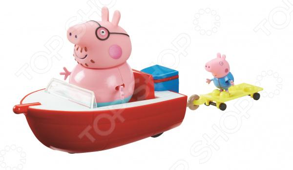 Игровой наор с фигрками Peppa Pig « »