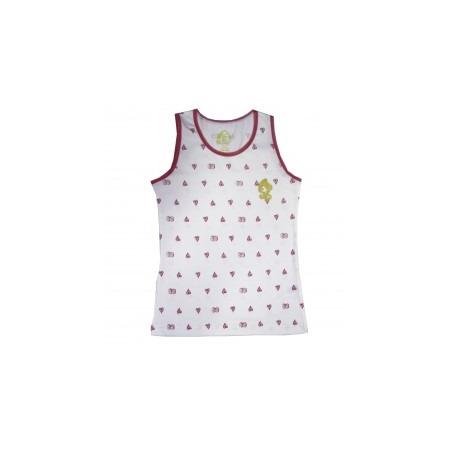 Купить Комплект нижнего белья для девочки: майка и трусы Monster High. Apple White