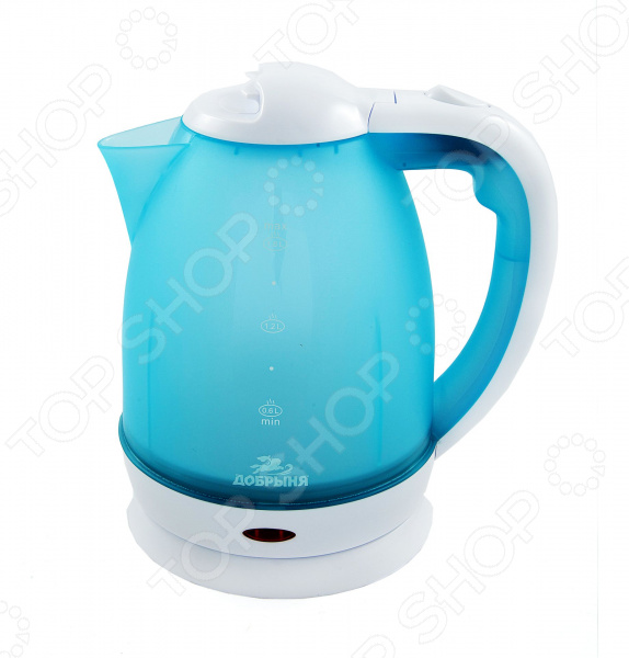 Чайник Добрыня DO-1226 цена и фото