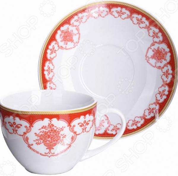 Чайная пара Loraine LR-28627 чайная пара loraine lr 26959
