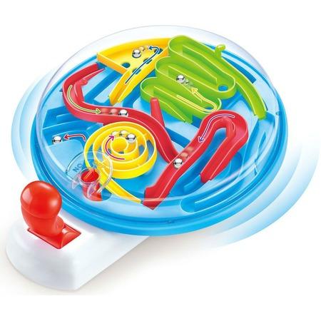 Купить Игра настольная развивающая 1 Toy «Лабиринт змейка»