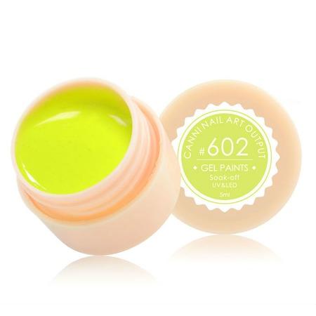 Купить Гель-краска для ногтей CANNI Nail Art Output №602