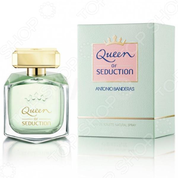 Туалетная вода для женщин Antonio Banderas Queen Of Seduction