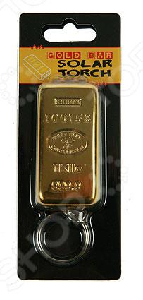 Фонарик-брелок «Золотой слиток» 218409