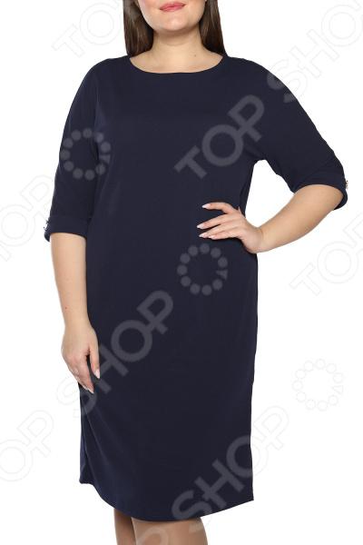 Платье Kidonly «Волшебница». Цвет: бирюзовый