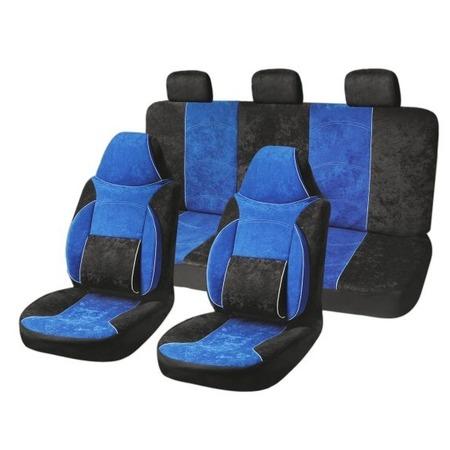 Купить Комплект чехлов на сиденья автомобиля SKYWAY Protect-1