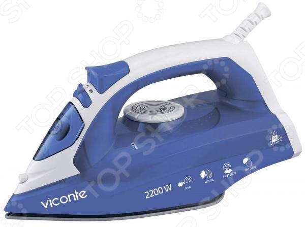 Утюг Viconte VC 4302. Цвет: синий Утюг Viconte VC 4302 (синий) /