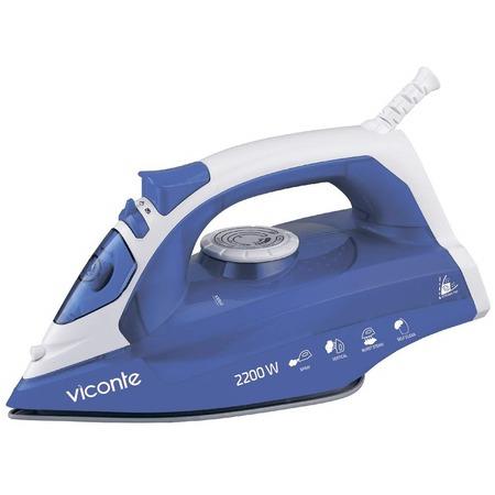 Купить Утюг Viconte VC 4302. Цвет: синий