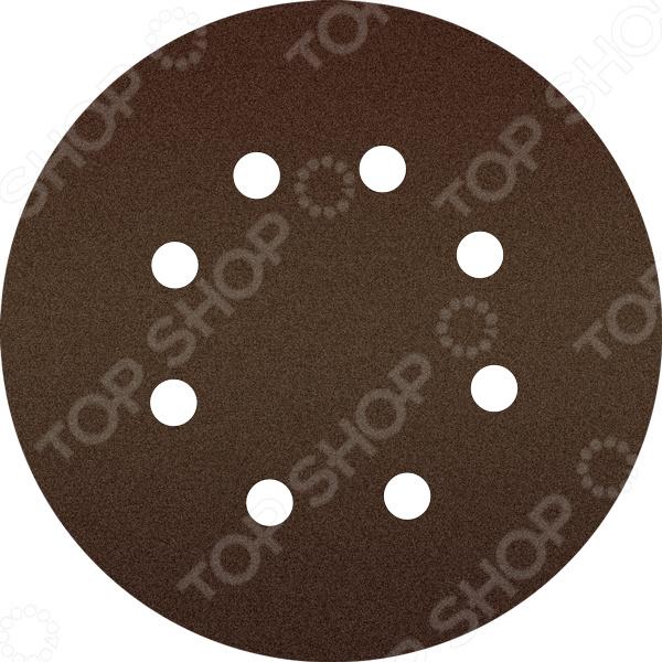 Набор дисков шлифовальных Интерскол 0802 003 набор шлифовальных лент bosch 2608606080