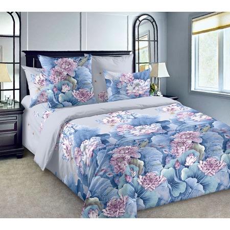 Купить Комплект постельного белья ТексДизайн «Лотосы 1»