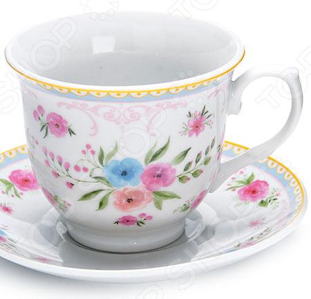 Чайная пара Loraine LR-26955 недорго, оригинальная цена