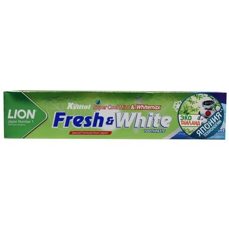 Купить Зубная паста для защиты от кариеса «Профессионал плюс» прохладная мята Thailand Fresh & White