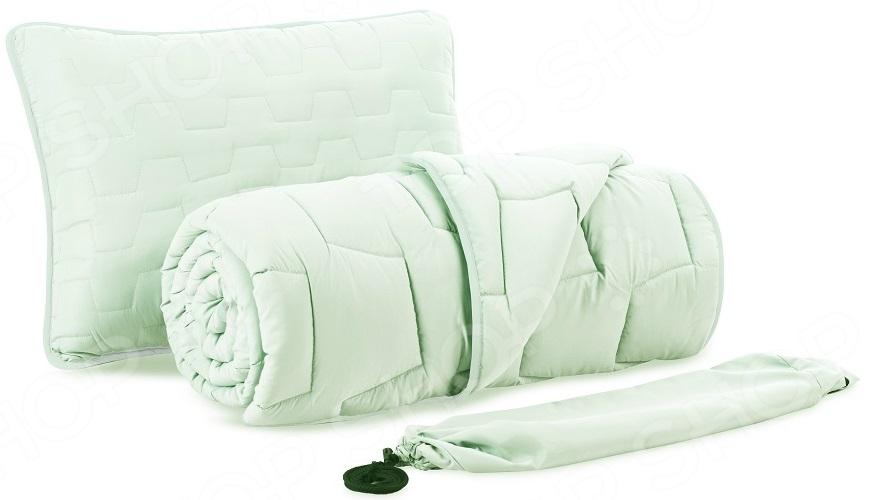 Адаптивный комплект: подушка и одеяло Dormeo «Комфорт» 10