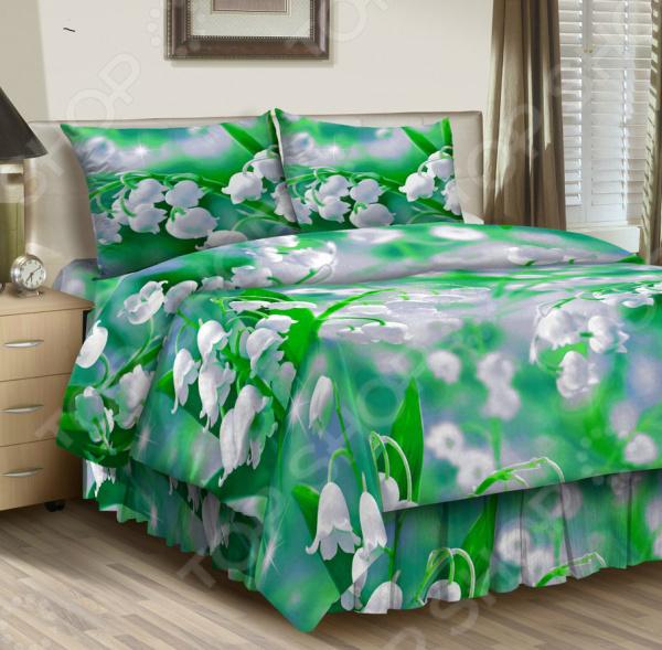 Комплект постельного белья BegAl БК001-1568. 1,5-спальный