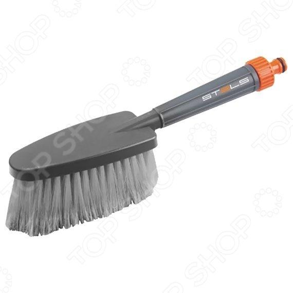 Щетка для мытья автомобиля с подачей воды Stels 55222 щетка для мытья автомобиля с подачей воды stels 55222