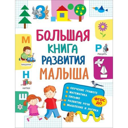 Купить Большая книга развития малыша