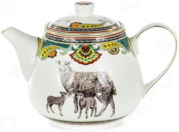 Чайник заварочный OlAff XXY-ZS-A4543 сахарница olaff xxy sb ba4543