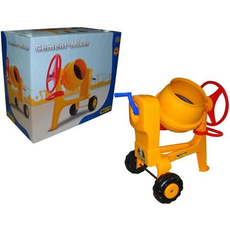 Купить Машинка игрушечная Wader Construct «Бетономешалка №1»