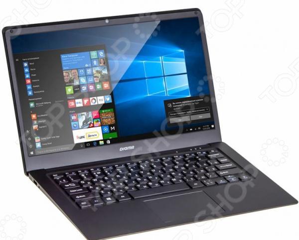 Ноутбук Digma CITI E400