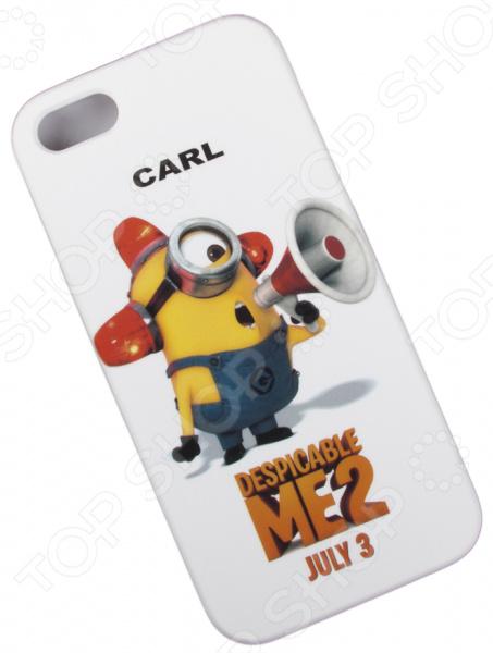 Чехол для iPhone 5/5S/SE «Гадкий Я» Carl