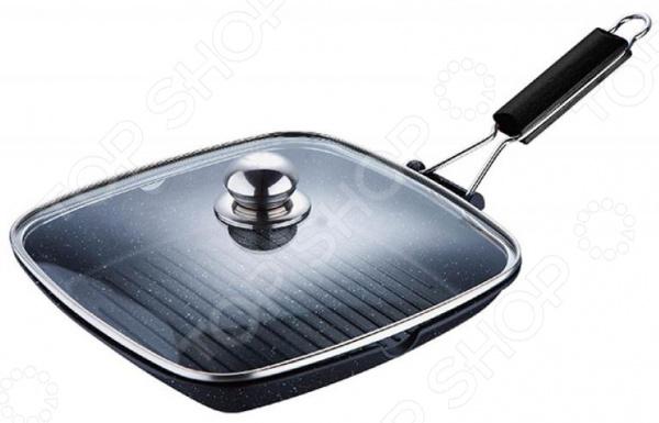 Сковорода-гриль Wellberg WB-2321