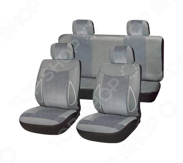 Набор чехлов для сидений SKYWAY Drive SW-101083/S01301002 коврики автомобильные skyway s01701012