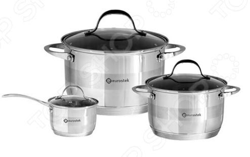 Набор посуды для готовки Eurostek ES-1204