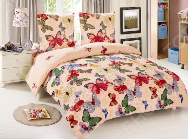 Комплект постельного белья Amore Mio BZ Anna. 1,5-спальный