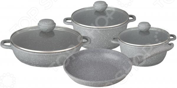 Набор посуды для готовки Bekker Premium BK-4606 набор посуды bekker classik вк 226