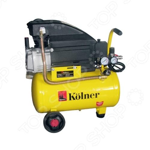 Компрессор Kolner KAC 24 L компрессор масляный kolner kac 24 l