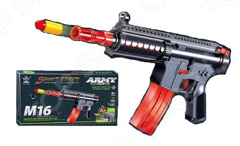 Оружие игрушечное Yako «2 в 1. М16»