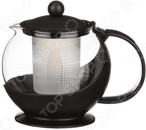 Чайник заварочный Agness круглый