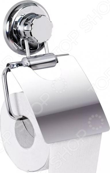 Держатель для туалетной бумаги Tatkraft Mega Lock держатель для фена tatkraft mega lock