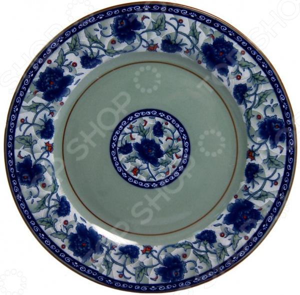 Тарелка десертная Nanshan Porcelain «Харбин»