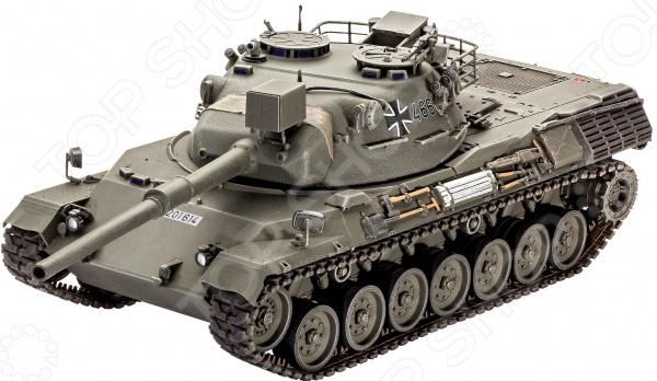 Сборная модель танка Revell «ФРГ Леопард 1»