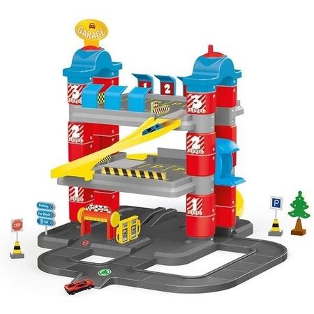Купить Игровой набор с машинками Dolu «Гигант. 3-уровневая парковка»