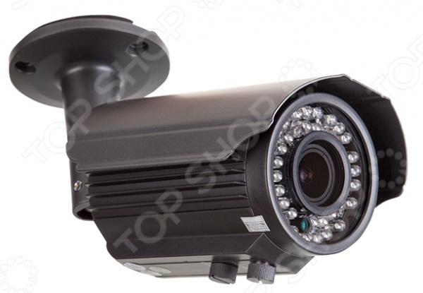 Фото - Камера видеонаблюдения цилиндрическая уличная Rexant 45-0362 объектив