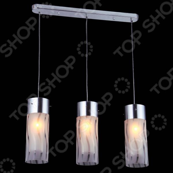 Люстра подвесная Natali Kovaltseva 10680/3P CHROME светильник подвесной natali kovaltseva 10680 3p chrome