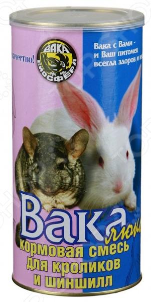 Корм для кроликов и шиншилл ВАКА 28669