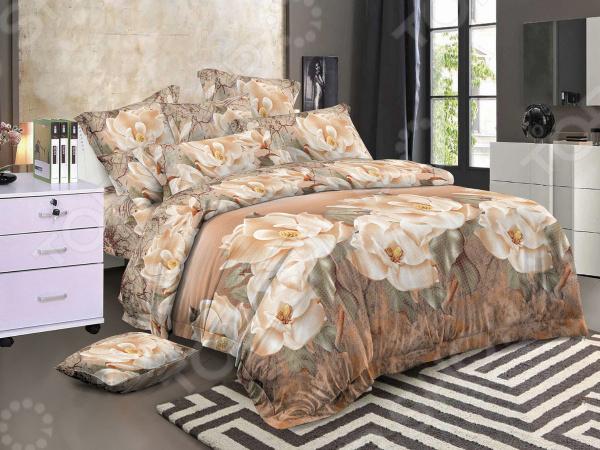 Zakazat.ru: Комплект постельного белья Cleo 169-PS. 1,5-спальный