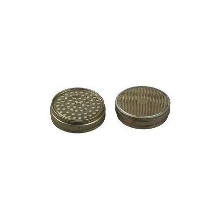 Купить Набор фильтрующих элементов для респиратора Зубр для РПГ-67, тип А1