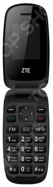 Мобильный телефон ZTE R341 мобильный телефон zte n1 золотистый